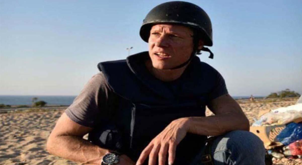 นักข่าวดัตช์ถูกไอเอสรอบยิงในลิเบีย