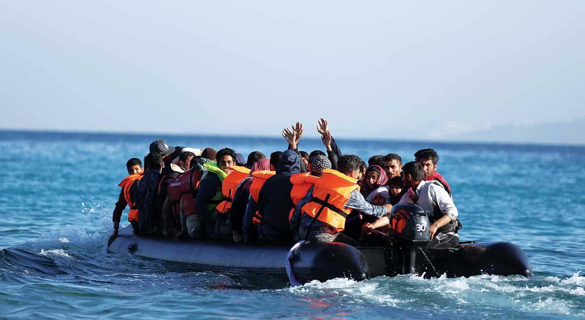 ช่วยเหลือผู้อพยพกว่า 6,000 คน ภายในวันเดียว
